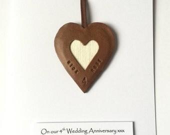 wedding anniversary gift cards