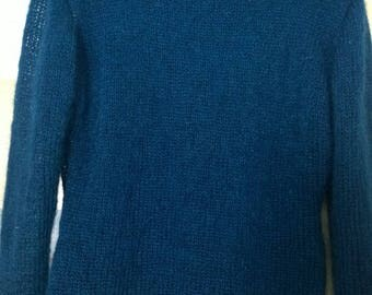 Mohair sweater size S/M