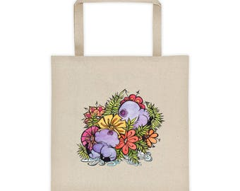 The Twins- Tote bag