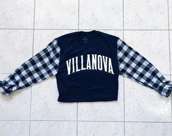 Custom Flannel College Shirt