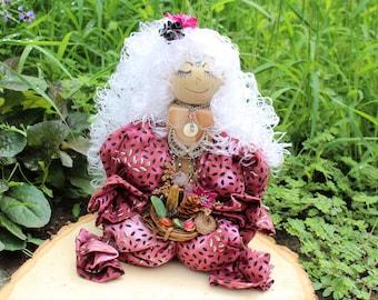 Aromatherapy Healing Doll