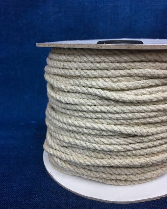 12x3 3 5mm String Linen Coloured Cotton Twine Soft
