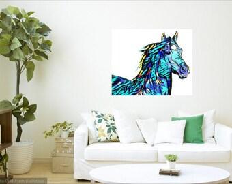 wall art, HORSE print EQUESTRIAN, GICLEE, Equestrian INSTANt download, wall art, best seller  artwork, wall print best selling
