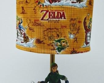 Zelda Lamp