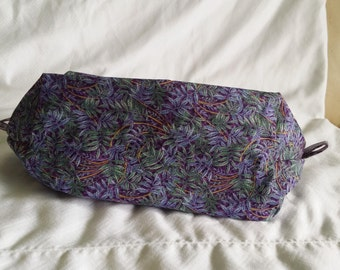 Purple design bag