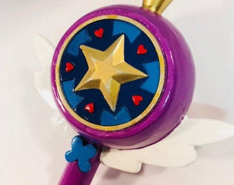 Star vs the forces of evil StarButterfly Wand 1st season Cosplay
