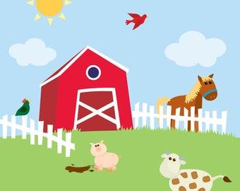 Barn Fun - Fun Series