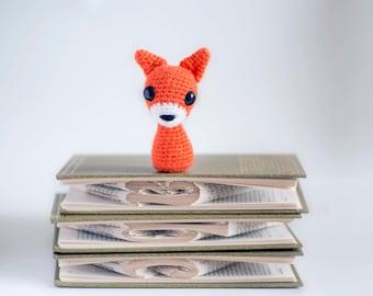 Crochet Amigurumi Fox