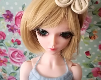 Minifee BJD flower hairband
