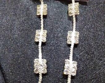 Elegant and stylish earrings