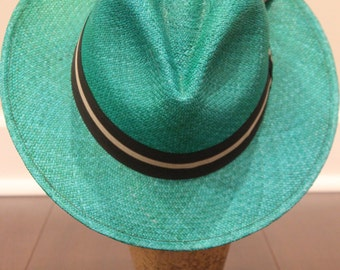 Hand made Panama hat