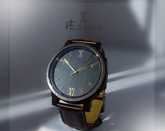 Pre Sale! VElements | Wood watch | Mens wood watch | Gift for him