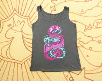 Steven Universe Tank Top // I am a Conversation // Garnet // Ruby & Sapphire // Stronger Than You //Available In Plus Sizes