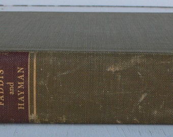 vintage medical textbook, Care of the Medical Patient, 1952, illustrated, free shipping, from Diz Has Neat Stuff
