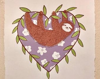 Pablo the Sloth