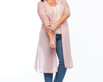 Room To Move Brooke Lace Cardigan