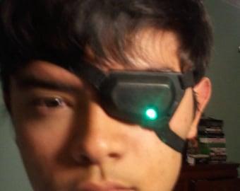 Snake Metal gear solid - Solid Eye