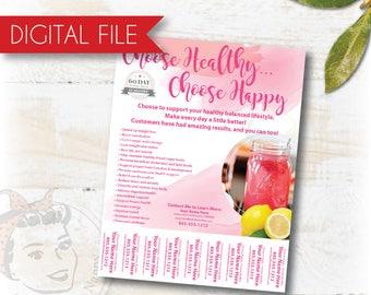 plexus, plexus product flyer, plexus marketing, plexus swag, plexus brochure