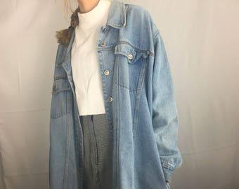Vintage Light Softwash Denim Jacket
