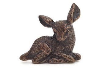 SUMMER SALE Woodland Deer Knob