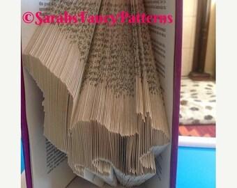 Sale Sale Sale Squirrel - Book Folding Pattern