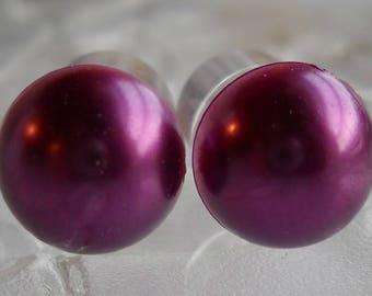 0g Plug, 00g Plug, 0g Purple Plug, 0g Pearl Plug, 00g Pearl Plug, 00g Purple Plug, 0g Faux Pearl Plug