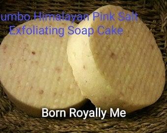 Born Royally Me All Natural Handmade Soap Cakes