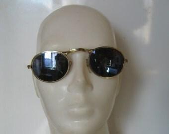 Vintage Soviet Sunglasses USSR glass lenses.