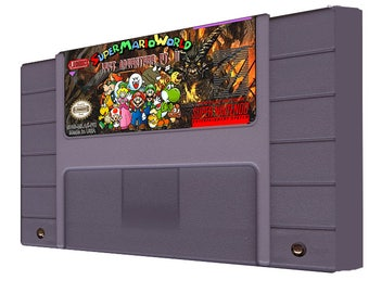 Super Mario World: Lost Adventures Episode 2