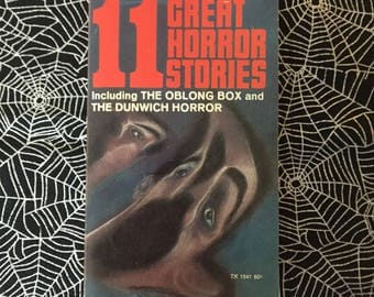 11 GREAT HORROR STORIES (Paperback Anthology Edited by Betty M. Owen)