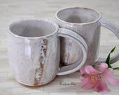 Mug, Coffee Mug, Tea Mug, Everything Mug, 12oz Mug, Pottery, Wheel Thrown Pottery, Handmade, Gift, Modern, Rustic, Functional, Stoneware