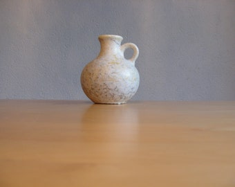 Ruscha 383, West German pottery, fat lava