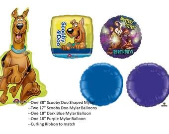 Scooby Doo Balloon Set