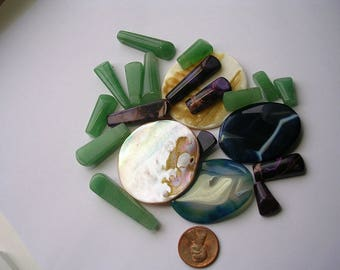 Gemstone Bead Soup What you See is what you get