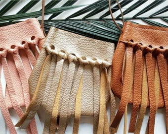 Boho Coin Purses for Toddlers