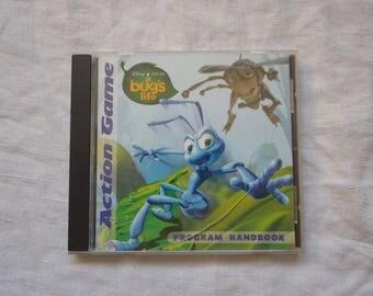 90s Disney Pixars A Bugs Life Computer Game