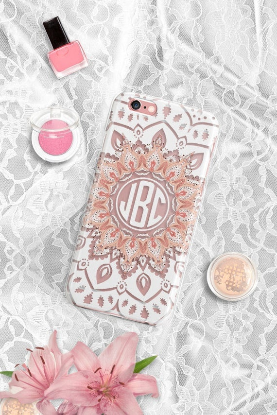 iPhone 8 Case Clear iPhone 8 Plus Case Monogrammed iPhone X Case Clear Samsung Galaxy S8 Case Samsung Galaxy S8 Plus Case Clear monogram