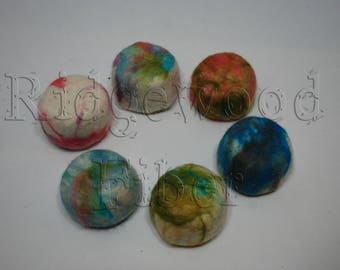Small Assorted Felted Soap