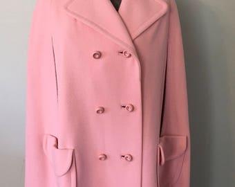 Vintage Pink Cape