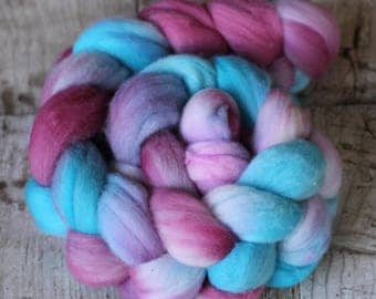 Tara - Australian Merino Wool Roving / Top  (18 micron)