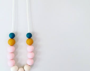 Spring Clean - Silicone Necklace.