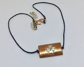 Indian Copper Brass Pendant