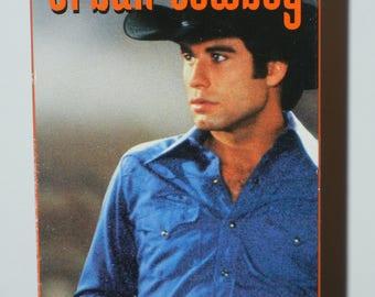 John Travolta in Urban Cowboy VHS Movie Starring Debra Winger Scott Glenn Barry Corbin Madolyn Smith