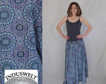 Long Skirt Mandala