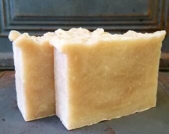 Chamomile Apricot Handmade Vegan Soap