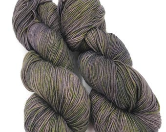 Hand Dyed Yarn - 4 ply (Fingering) - Ogre