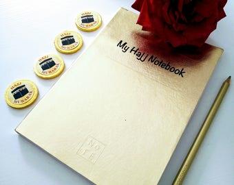 My Hajj Notebook Islamic Stationary Hajj Diary Hajj Journal