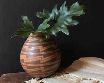 Vintage Southwestern Pottery Vase