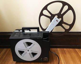 Film Projector Vintage Projector 16mm Film Camera Movie Projector Vintage Camera Elmo Projector Reel Movie Props Camera Props Elmo 16-CL