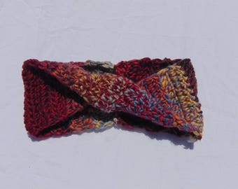 Rainbow Twist Headband